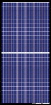 Painel Fotovoltaico 360W - CS3U-360P Poli - Half Cell    - Renovigi