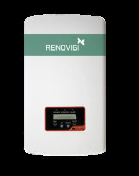 Inversor 5,0 kW - RENO-5K-PLUS - Mono - 220V/60Hz - Renovigi