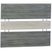 Painel Para Rack - Grafite - Caloma - Cód:10767