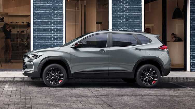 Novo Chevrolet Tracker 2021 Versoes E Precos