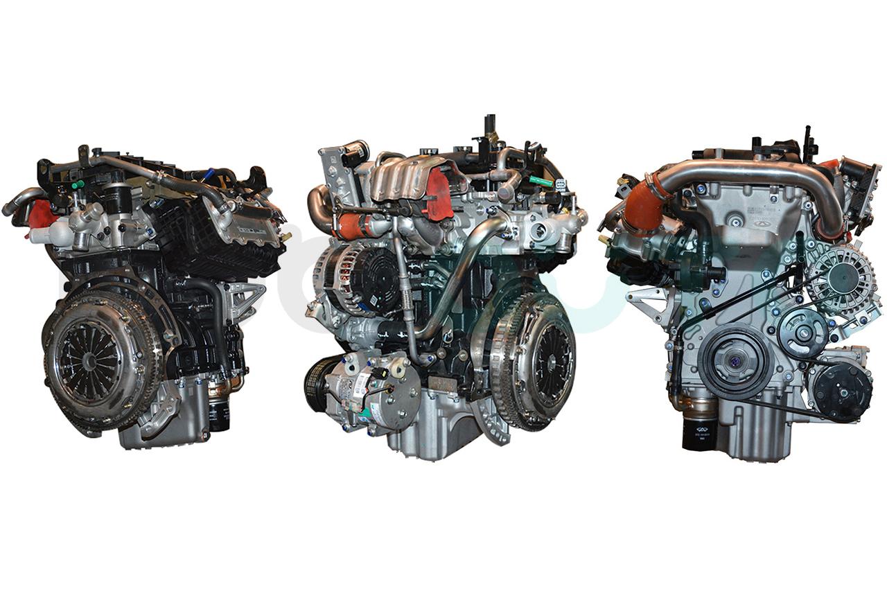 Propulsor 1.0 turbo usado pelo novo SUV da marca não terá injeção direta e renderá pouco mais de 100 cv de potência. O torque, pelo menos, será generoso