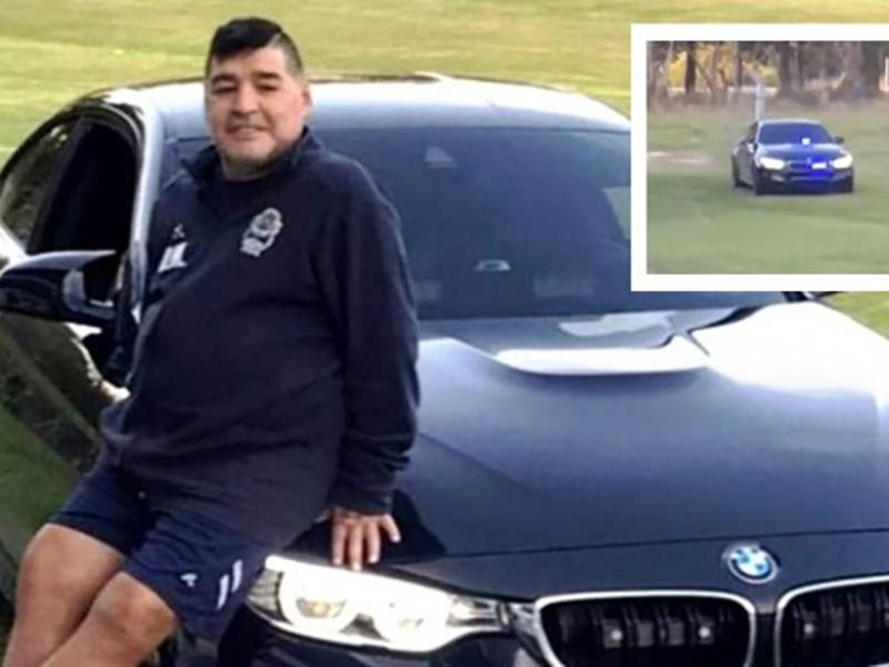 Ícone do mundo do futebol, campeão mundial argentino tinha relação íntima e gosto eclético por automóveis