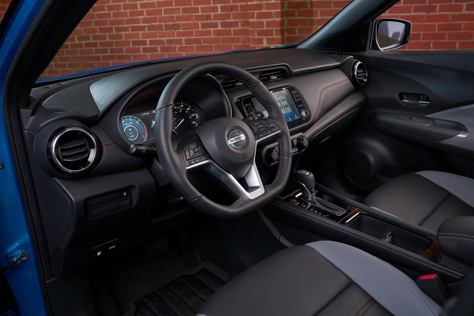 IMPRESSÕES DO KICKS 2022 EXCLUSIVE Nissan+Kicks+2022+painel+e+console