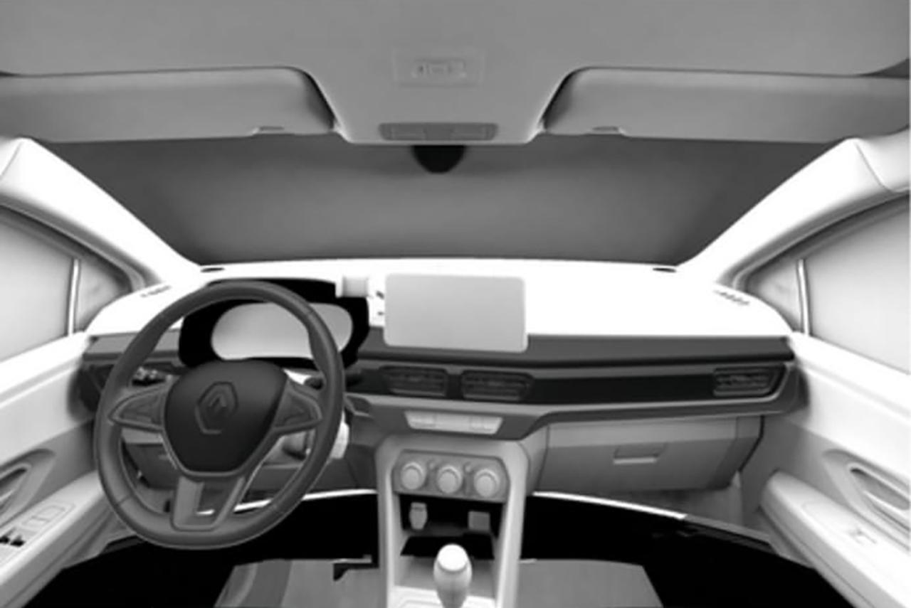 Família de compactos continuará derivada dos Dacia europeus, mas tanto hatch quanto sedan terão outra alcunha na troca de geração