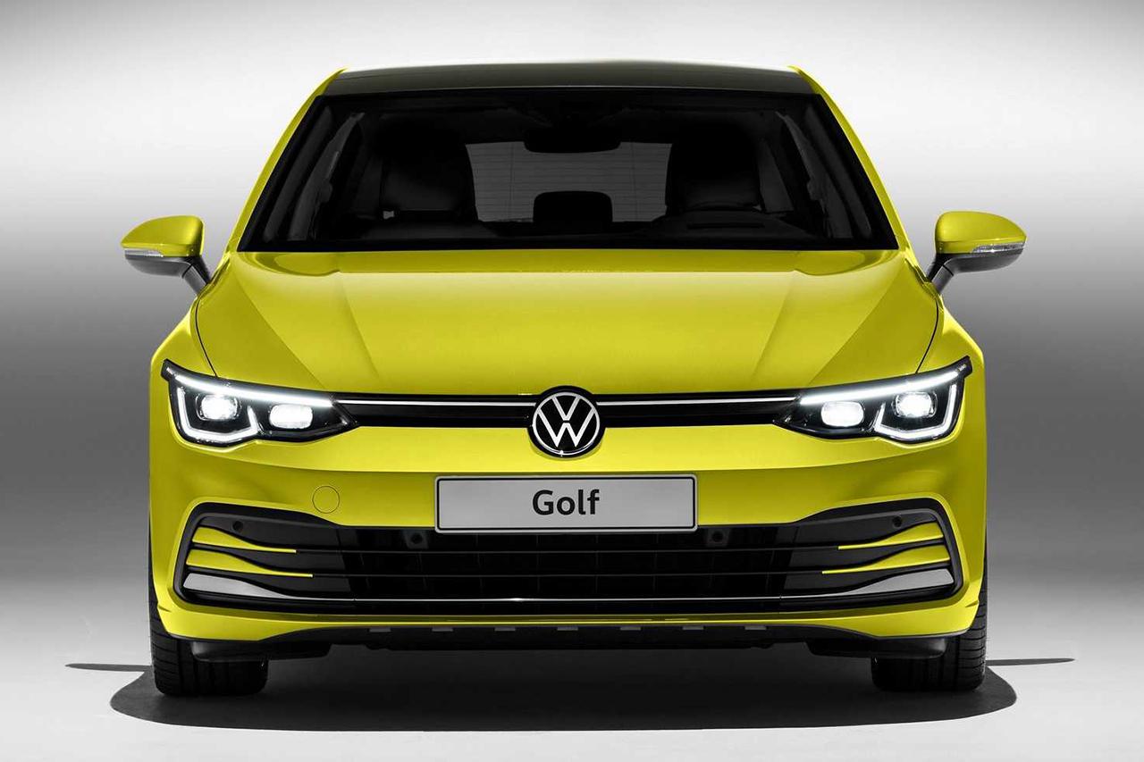 Hatch reestilizado tem sido pego quase sem camuflagem rodando com a frente inspirada no Golf 8, mas nem tudo nele pode ser como está parecendo