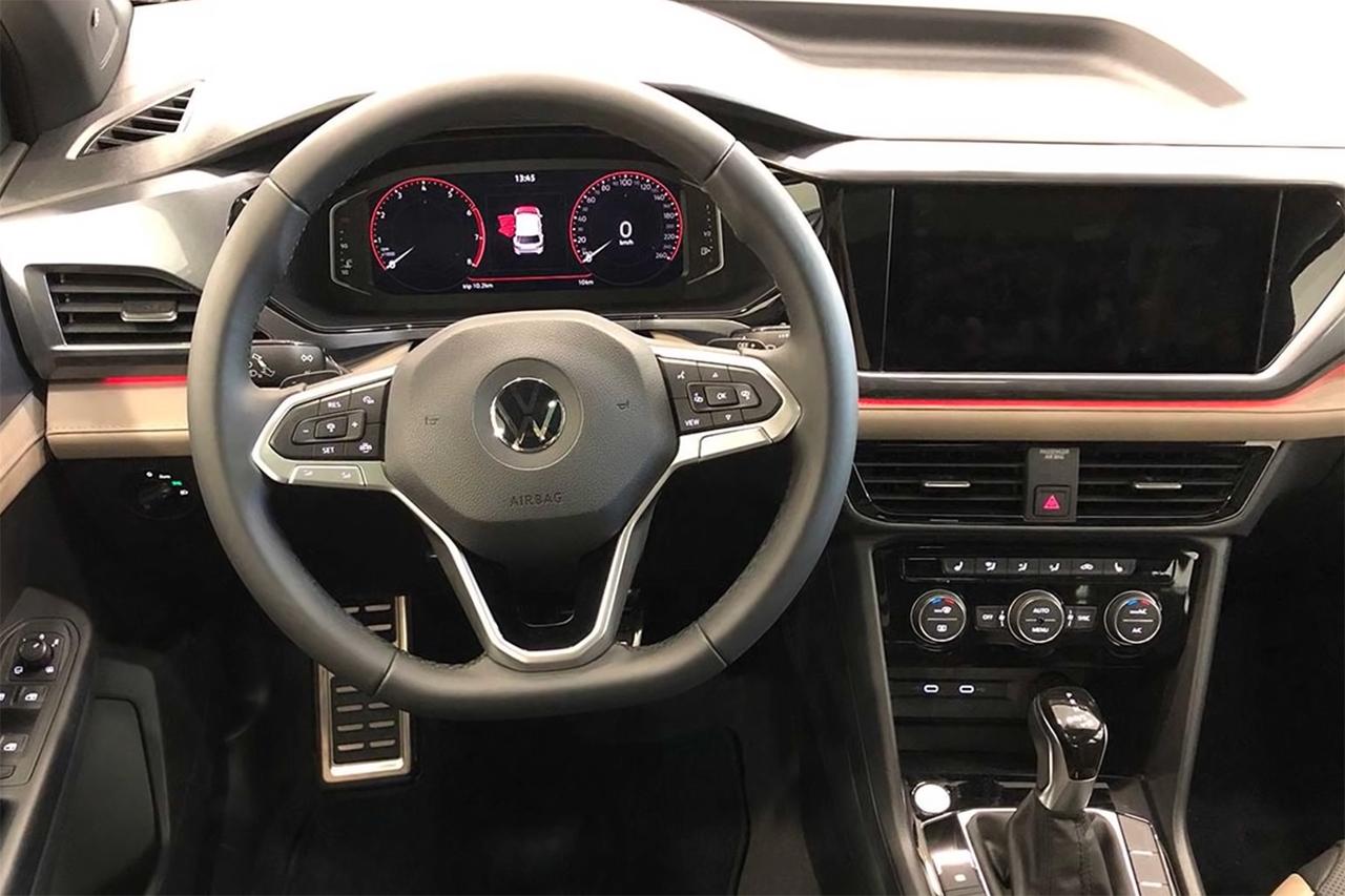 Imagens reveladas por canal no YouTube exibem pela primeira vez o que mudará entre as duas prováveis duas versões do SUV no Brasil
