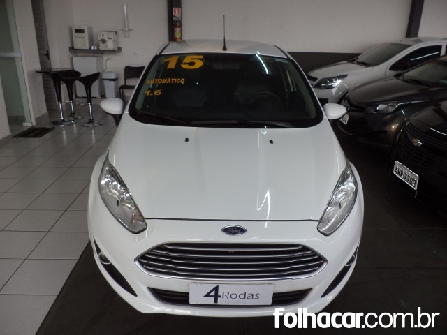 Ford New Fiesta Hatch New Fiesta SE 1.6 16V PowerShift - 14/15 - 46.000
