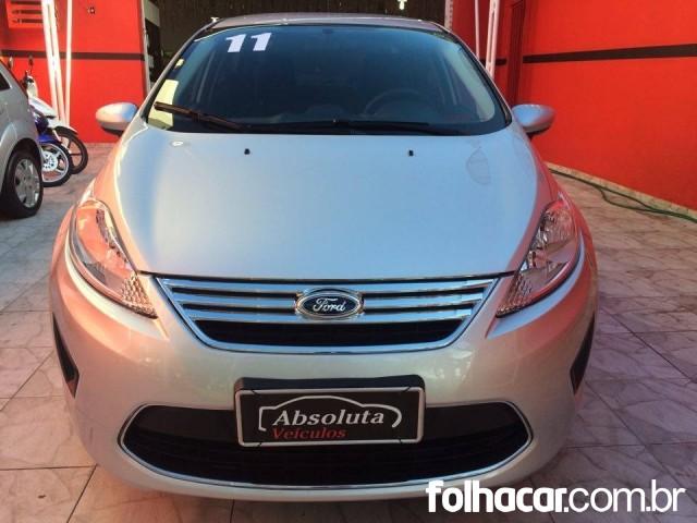Ford New Fiesta Sedan SE 1.6 16V (Flex) - 11/11 - 35.900