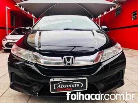 Honda City LX 1.5 CVT (Flex) - 15/15 - 53.900