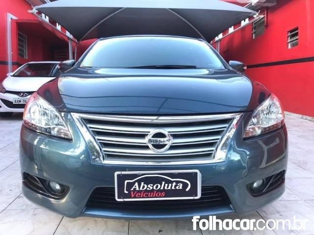 Nissan Sentra SL 2.0 16V CVT (flex) - 14/14 - 54.900