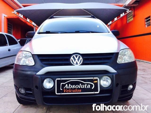 Volkswagen CrossFox 1.6 (flex) - 06/06 - 26.500