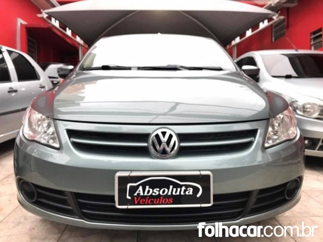 Volkswagen Voyage 1.0 Total Flex - 10/10 - 24.900