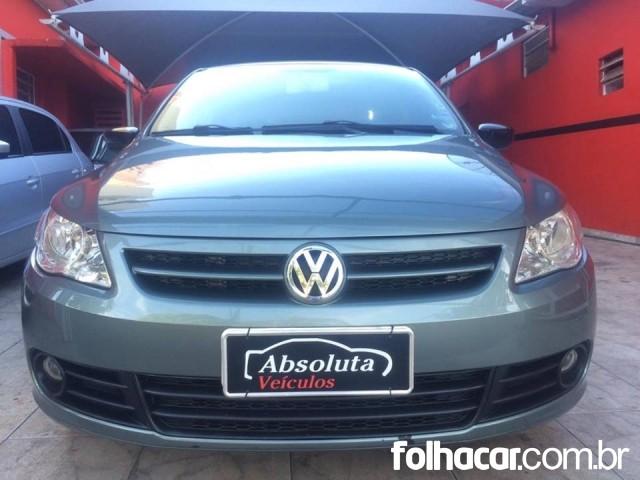 Volkswagen Voyage Trend 1.6 (flex) - 09/09 - 26.900