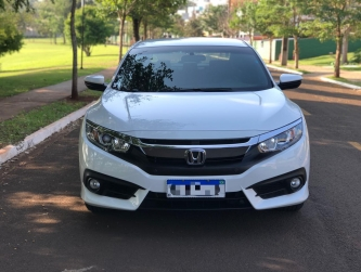 Civic 2.0 EXL CVT