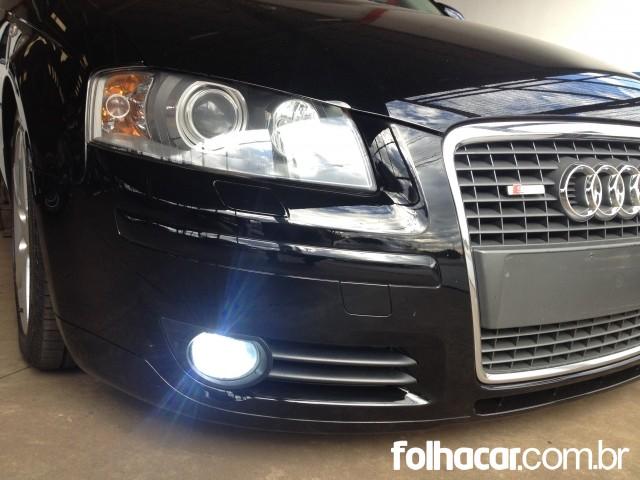 Audi A3 Sportback 2.0 TFSI S-tronic - 07/08 - 43.900