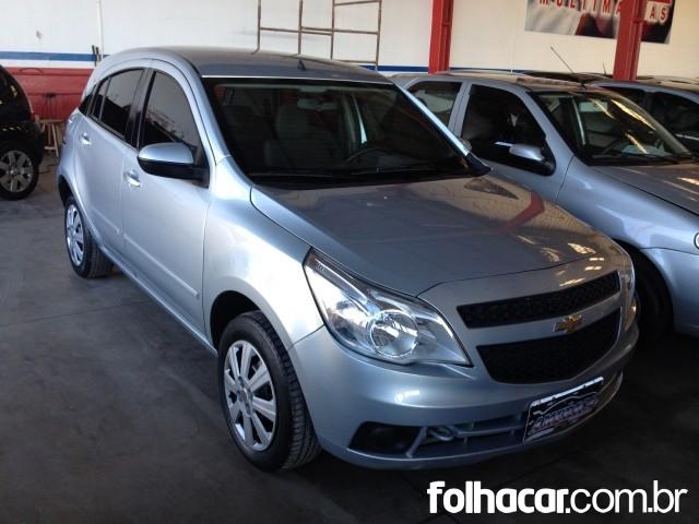 Chevrolet Agile LT 1.4 8V (flex) - 10/10 - 19.900