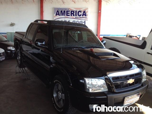 Chevrolet S10 Cabine Dupla Advantage 4x2 2.4 (flex) (cab. dupla) - 08/09 - 39.900
