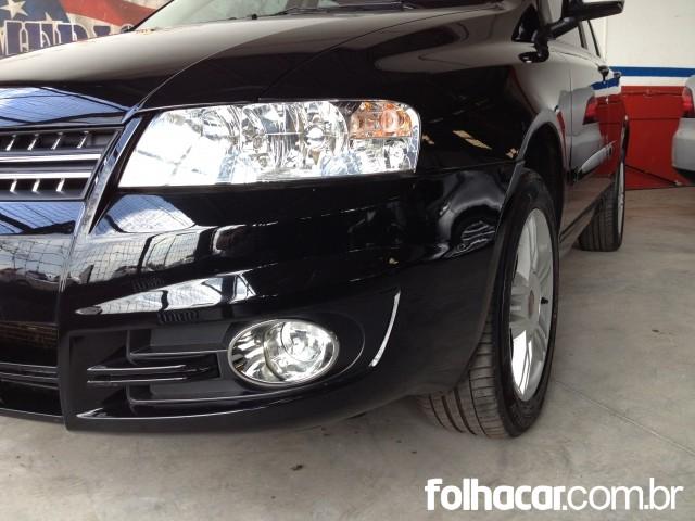 Fiat Stilo 1.8 8V (flex) - 09/10 - 25.900