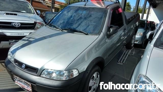 Fiat Strada Fire 1.4 (flex) (cab. simples) - 05/06 - 18.900