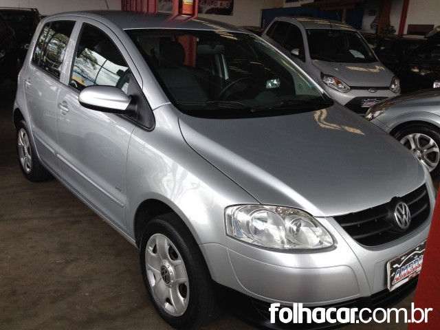 Volkswagen Fox Plus 1.6 8V (flex) - 08/09 - 24.900