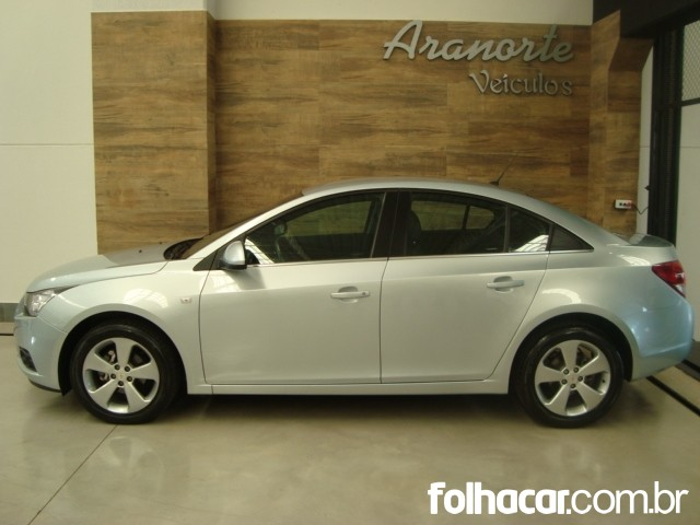 Chevrolet Cruze LT 1.8 16V Ecotec (aut)(flex) - 12/12 - 45.900