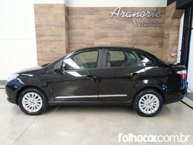 Fiat Grand Siena Essence 1.6 16V (Flex) - 13/14 - 36.800