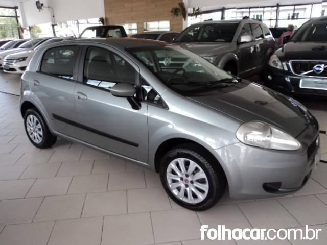Fiat Punto Attractive 1.4 (flex) - 11/12 - 29.000