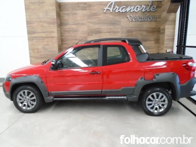 Fiat Strada Adventure 1.8 16V (flex) (Cab.Dupla) - 14/15 - 53.800