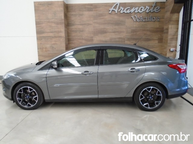 Ford Focus Sedan S 2.0 16V PowerShift (Aut) - 13/14 - 54.000