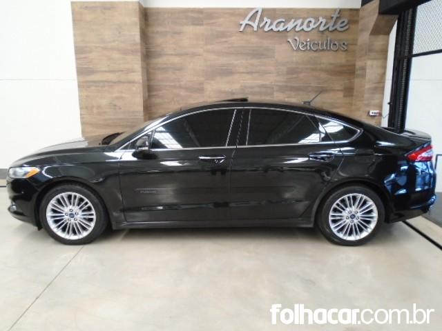 Ford Fusion 2.0 16V 4WD GTDi Titanium (Aut) - 14/15 - 92.500
