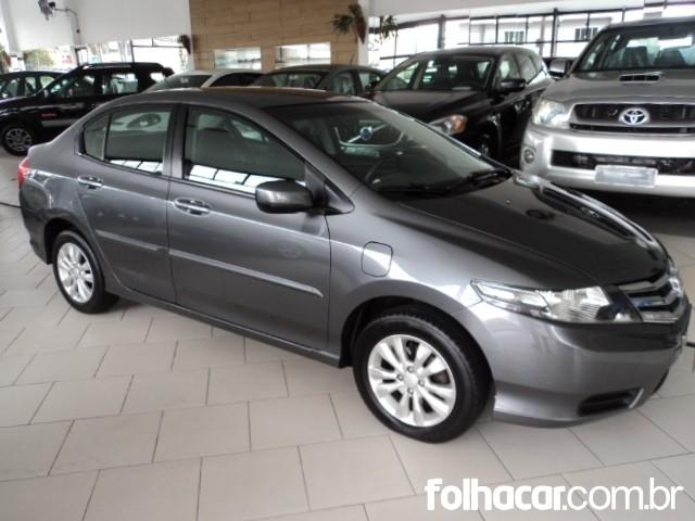 Honda City LX 1.5 16V (flex) (aut.) - 12/13 - 42.800