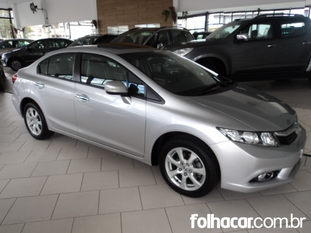 Honda Civic New EXR 2.0 i-VTEC (Flex) (Aut) - 13/14 - 64.800