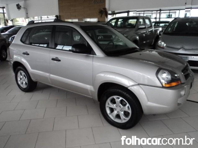 Hyundai Tucson GL 2.0 16V (aut) - 09/10 - 35.800