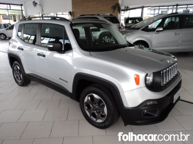 Jeep Renegade Sport 1.8 (Flex) (Aut) - 15/16 - 78.900