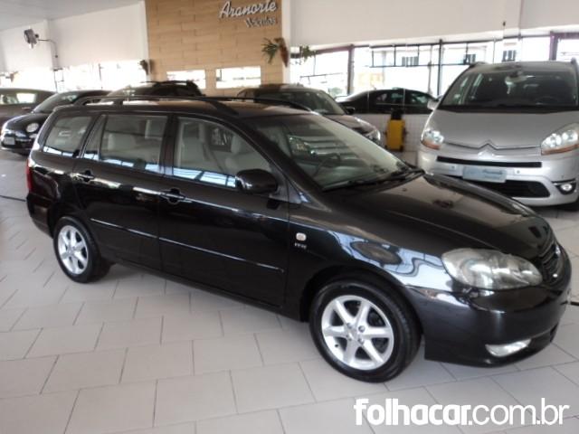 Toyota Corolla Fielder 1.8 16V (aut) - 04/05 - 26.900
