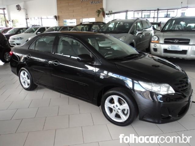 Toyota Corolla Sedan 1.8 Dual VVT-i GLI (aut) (flex) - 13/14 - 58.000