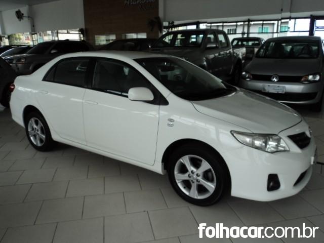 Toyota Corolla Sedan 1.8 Dual VVT-i GLI (aut) (flex) - 13/14 - 56.800