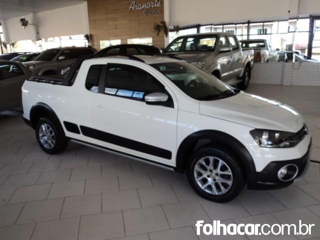 Volkswagen Saveiro Cross 1.6 (flex) (cab. estendida) - 13/14 - 41.500