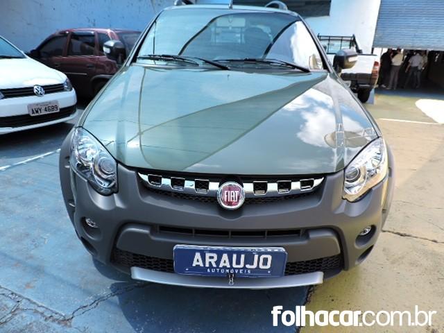 Fiat Strada Adventure 1.8 16V (flex) (Cab.Dupla) - 16/16 - 61.000