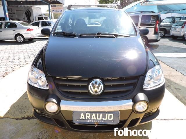 Volkswagen CrossFox 1.6 (flex) - 08/09 - 28.500