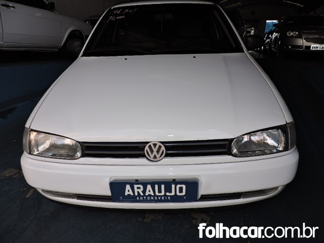 Volkswagen Gol 1.0 i - 96/96 - 10.000
