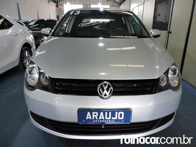 Volkswagen Polo 1.6 VHT Total Flex - 12/13 - 34.900