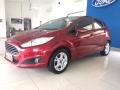 Ford Fiesta Hatch New New Fiesta SE 1.6 16V - 13/14 - 35.500