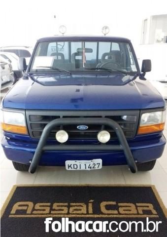Ford F-1000 F1000 XL Turbo 4x2 2.5 HSD (cab. simples) - 97/98 - 33.500