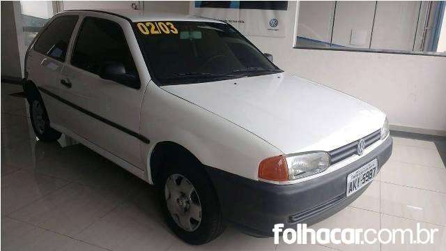 Volkswagen Gol 1.0 MI - 02/03 - 11.500