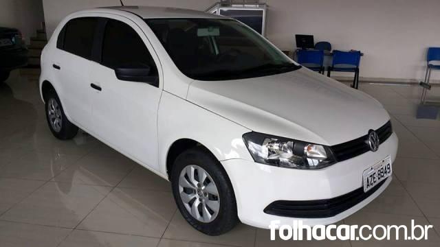 Volkswagen Gol 1.0 TEC City (Flex) 4p - 14/15 - 28.500
