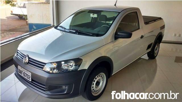Volkswagen Saveiro 1.6 Startline - 15/16 - 35.000