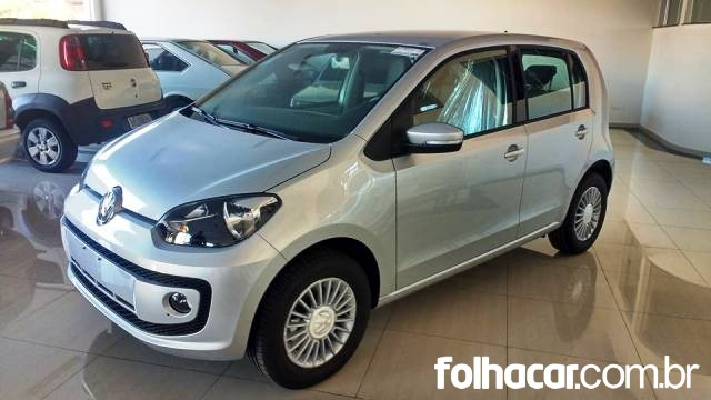 Volkswagen Up! 1.0 12v TSI E-Flex Move Up! - 17/17 - 49.500