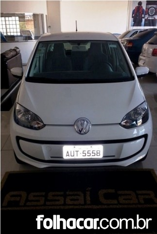 Volkswagen Up! up! 1.0 12v E-Flex move up! 4p - 15/16 - 37.500