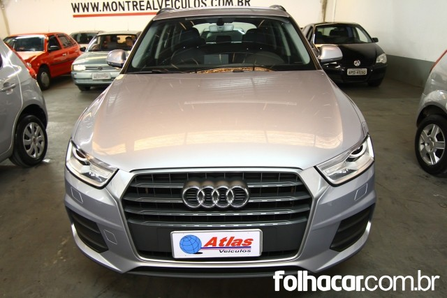 Audi Q3 1.4 TFSI Attraction S tronic - 15/16 - 115.800